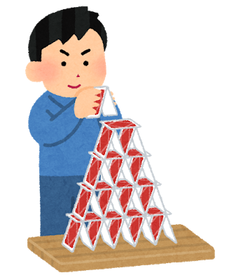 card_trump_tower_pyramid_man